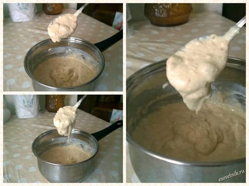 готовое тесто для оладьев