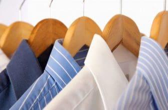 Складываем рубашки, футболки, свитера
